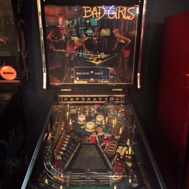 Lucky Rodrigo pinball machine